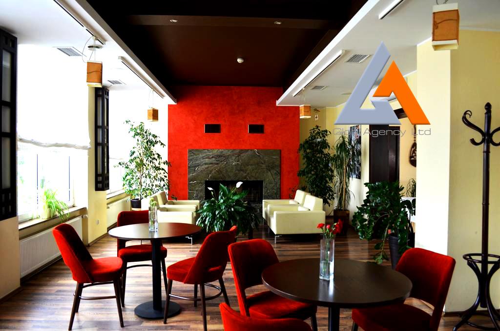 NA SPRZEDAŻ:  3* Hotel Biznesowy z Restauracją: ( Usługi dla firm 80% )<br/>Lokalizacja: Pruszcz Gdański /Polska